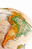 Globe - South America