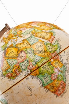 Globe - Africa