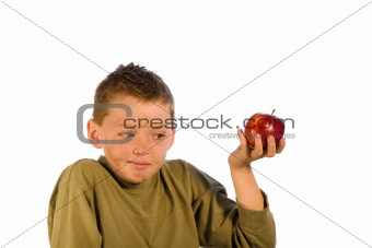 Dirty Kid Series - Apple for the Teacher