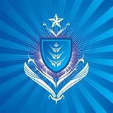 regal shield blue