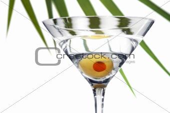 Foliage Martini