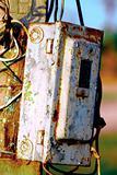 Rusty control box