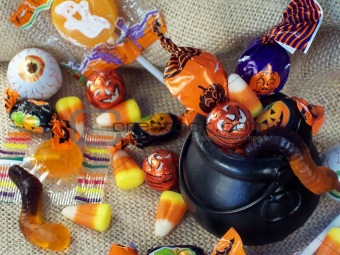 Halloween Candy 4