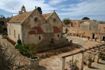 Arkadi Monastery, Moni Arkadiou, Rethimno