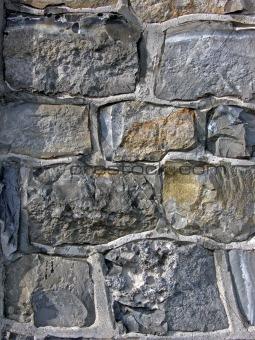 Flintstone Wall