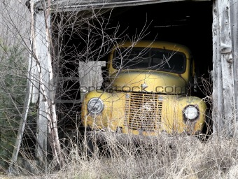 Antique Dump Truck