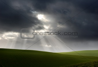 Dramatic Landscape