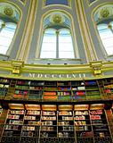 Victorian library