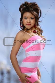 Asian Vietnamese Girl