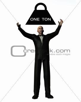 One Ton Crush 2