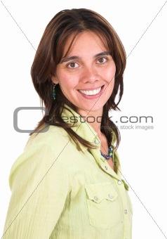 beautiful female portrait