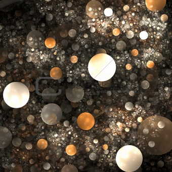 Abstract background. Brown - orange palette.