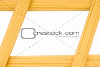 Framework from a spaghetti