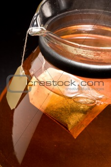 brewing of tea