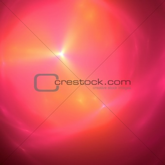 Abstract background. Red - orange palette.