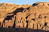 Petra tombs - Jordan