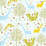 Baby Animal Pattern
