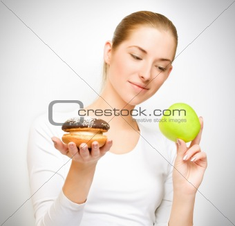 apple vs cake