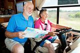 RV Seniors - Husband Navigates