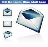3D Classic Post Icon