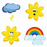 Fanny weather icons