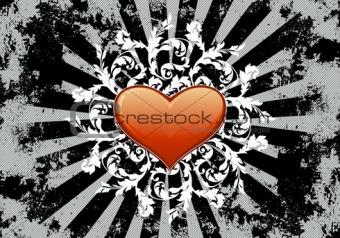 Heart Valentine Wallpaper