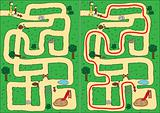 Park maze