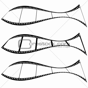 photo film strip fish