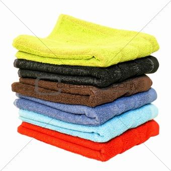 Towels angle