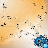 musical vector design