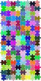 puzzle vector illustration