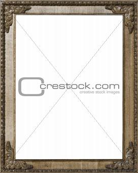 Carved Oak Picture Frame 5:4