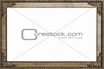Carved Oak Picture Frame 3:2