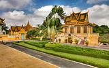 Royal Palace - Cambodia (HDR)