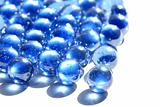 Glass Balls Background