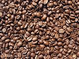 Coffee-beans background