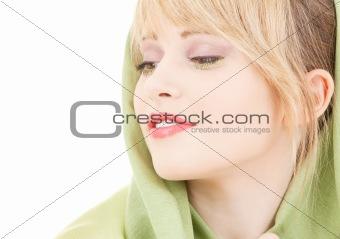 green kerchief