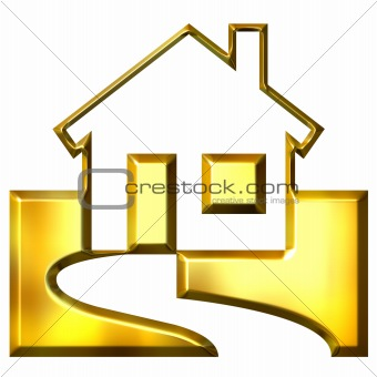 3D Golden Real Estate