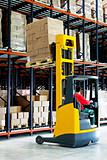 Pallet lifter