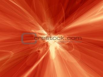 Atomic red tangle