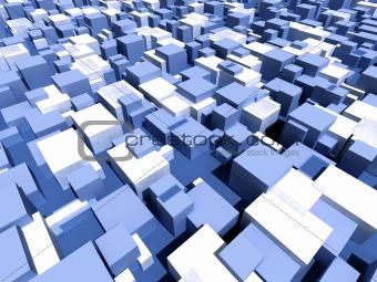 cubic urban field
