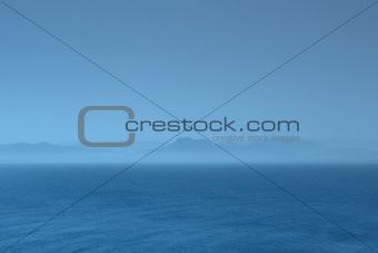 Dreamy coast