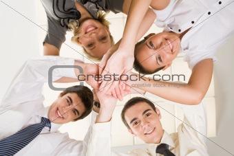 Business partnership