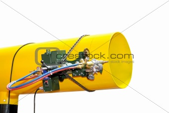 Automatic pipe welder