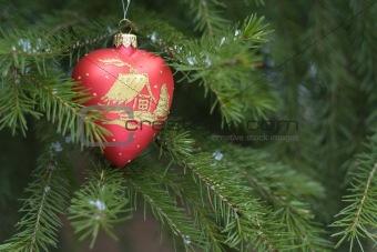 Christmas-tree decoration 4