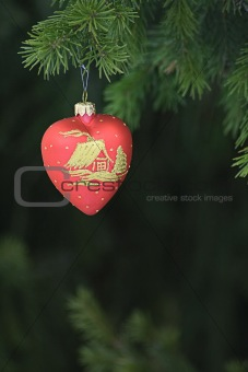 Christmas-tree decoration 5