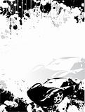 car poster background