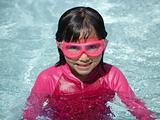 Girl in Goggles