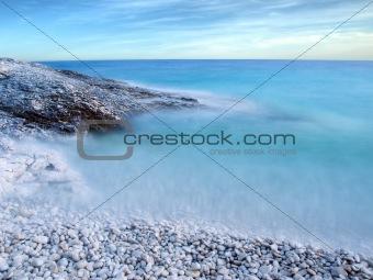 Adriatic shore