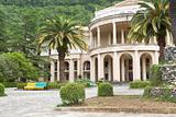 Abkhazian sanatorium